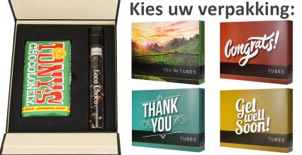 Tubes giftbox