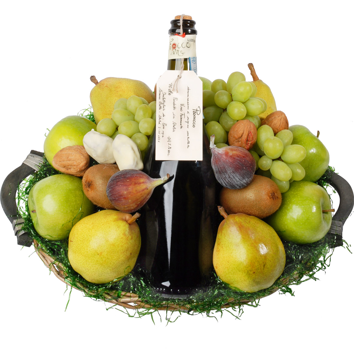 Fruitmand prosecco