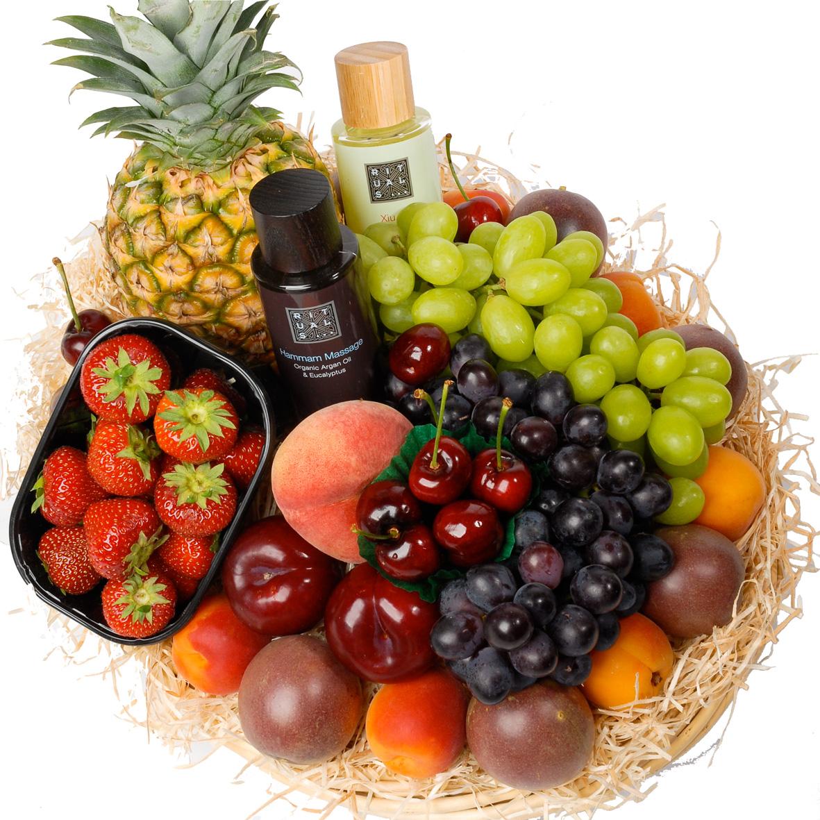 Passie Fruitmand (Massageolie)