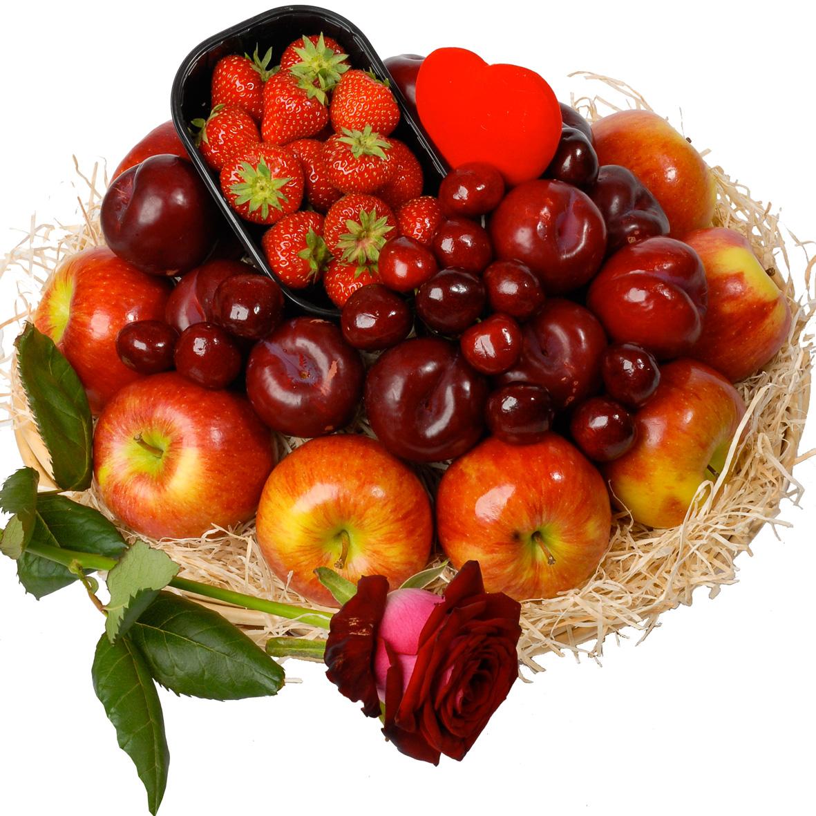 Fruitmand Liefde