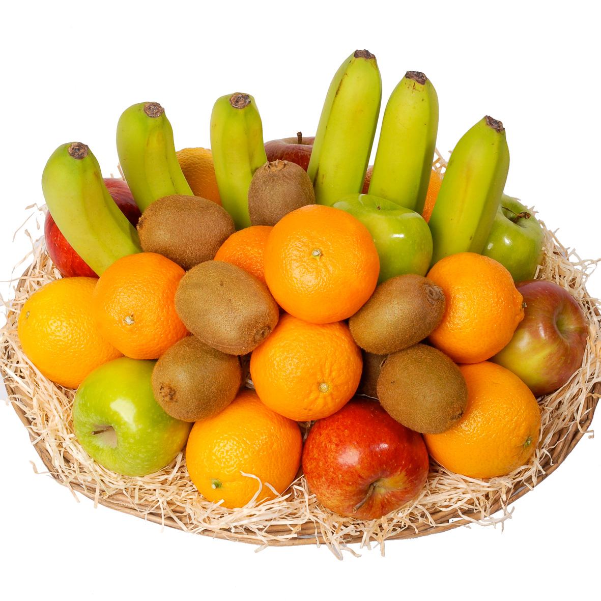 Personeels Fruitmand V/a 6 personen