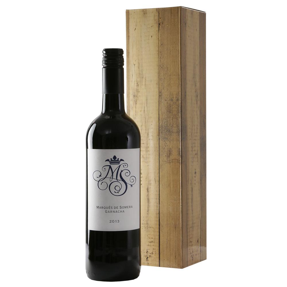 Rode wijn Marqués de Somera