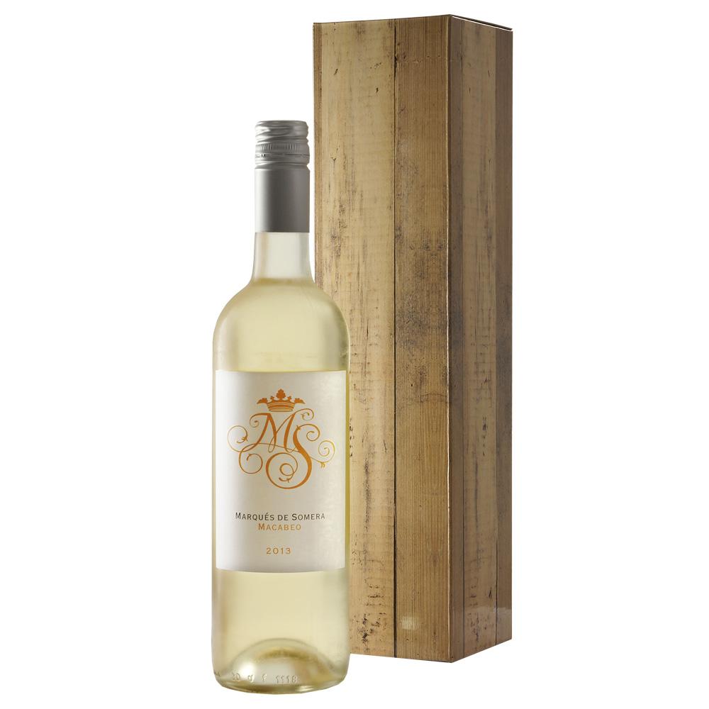 Witte wijn Marqu�s Macabeo
