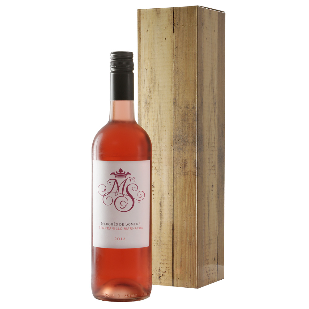 Rosé wijn Marqués Tempranillio