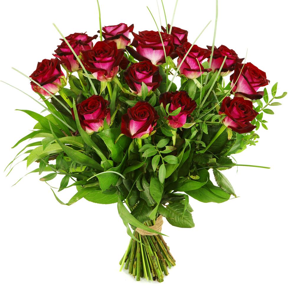 15 Rode rozen versturen