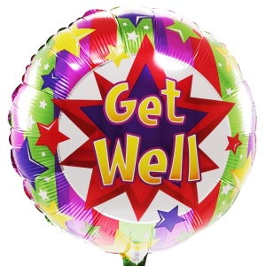 Get Well / Beterschap