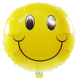 Smiley ballon