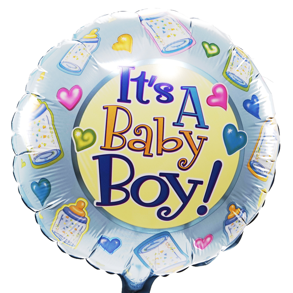 It's baby a boy ballon