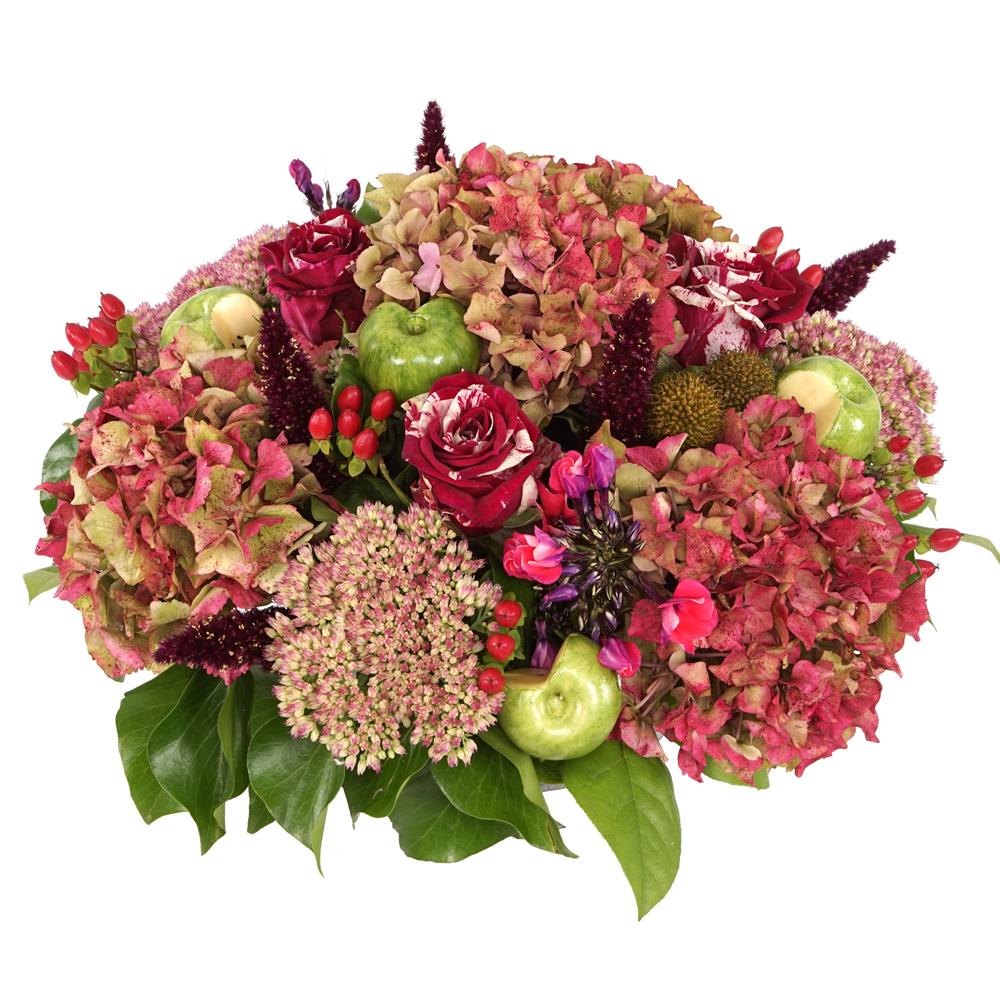 Planten Hortensia bloemstuk versturen