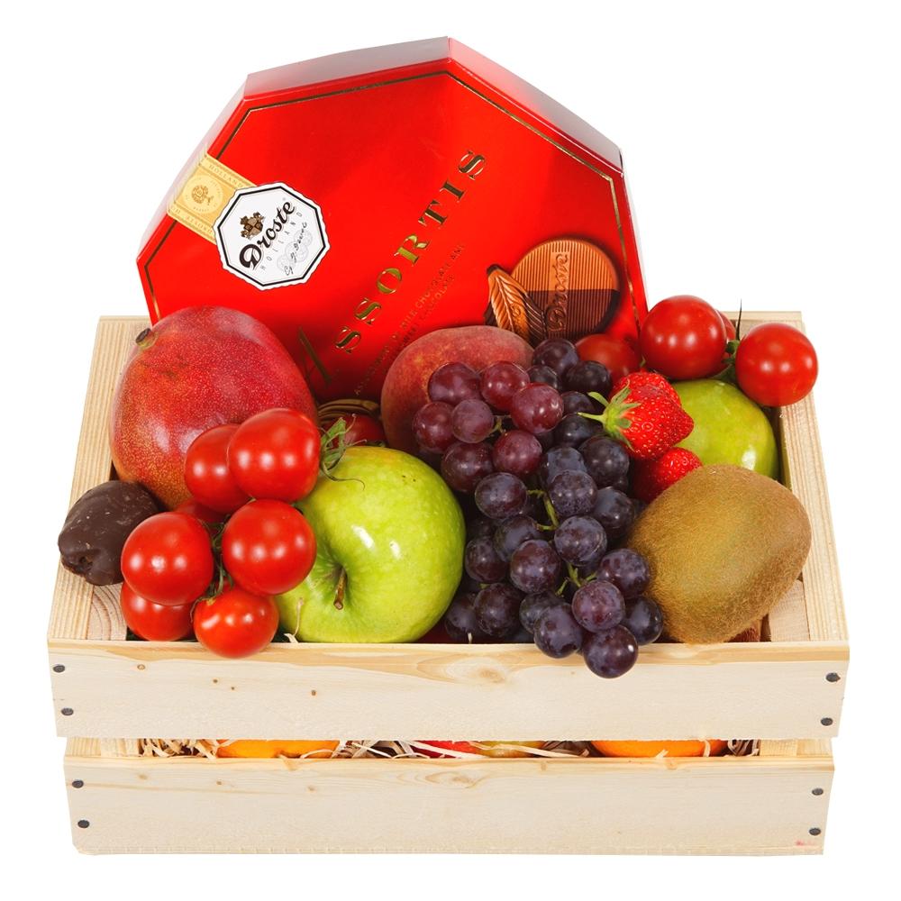 Grote kist fruit bezorgen