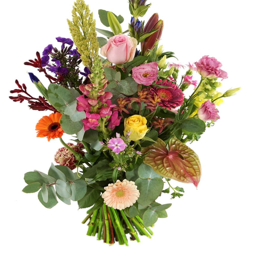 Bloemen de Tuinverrassing bezorgen