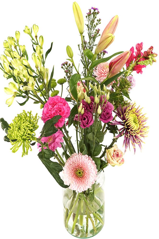 Planten Geplukt roze bloemen bezorgen