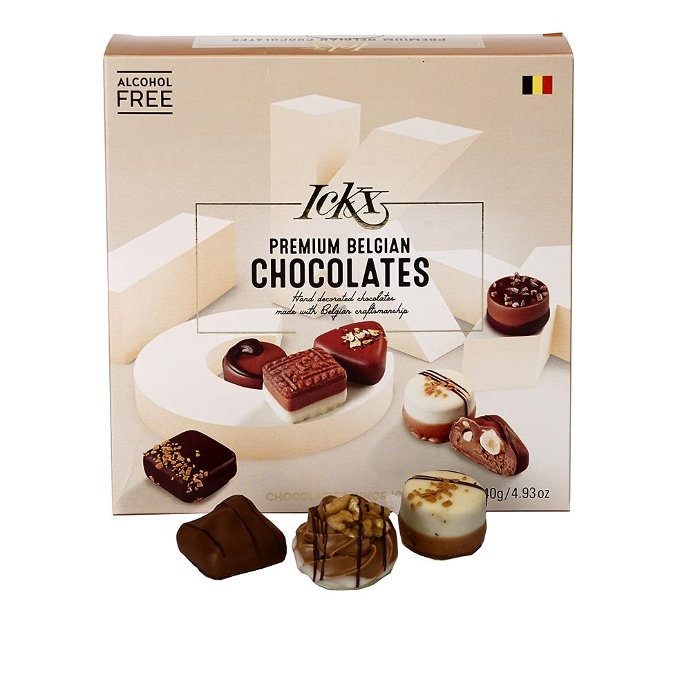 Belgische bonbons bezorgen beste