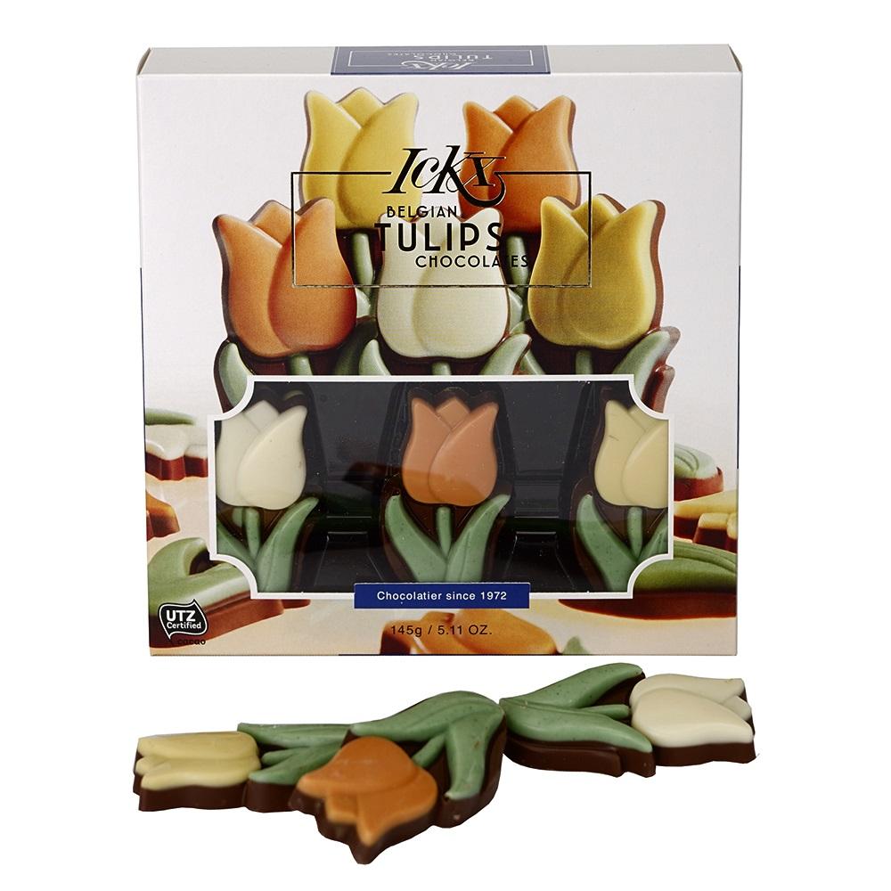 Planten Tulpen chocolade bezorgen