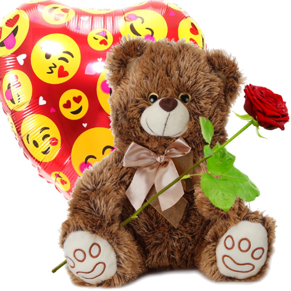 Knuffelbeer en Heliumballon bezorgen