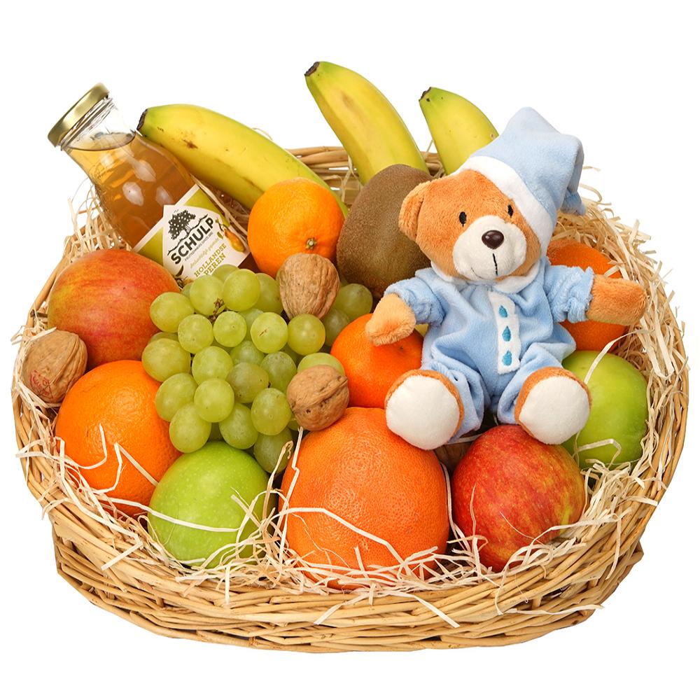 Fruitmand Geboorte...