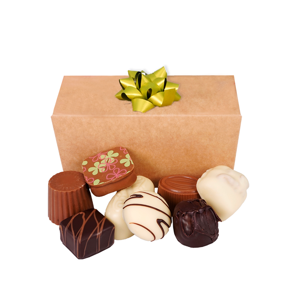 Doosje handgemaakte bonbons bestellen
