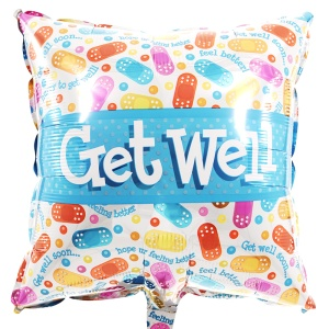 Get well ballon