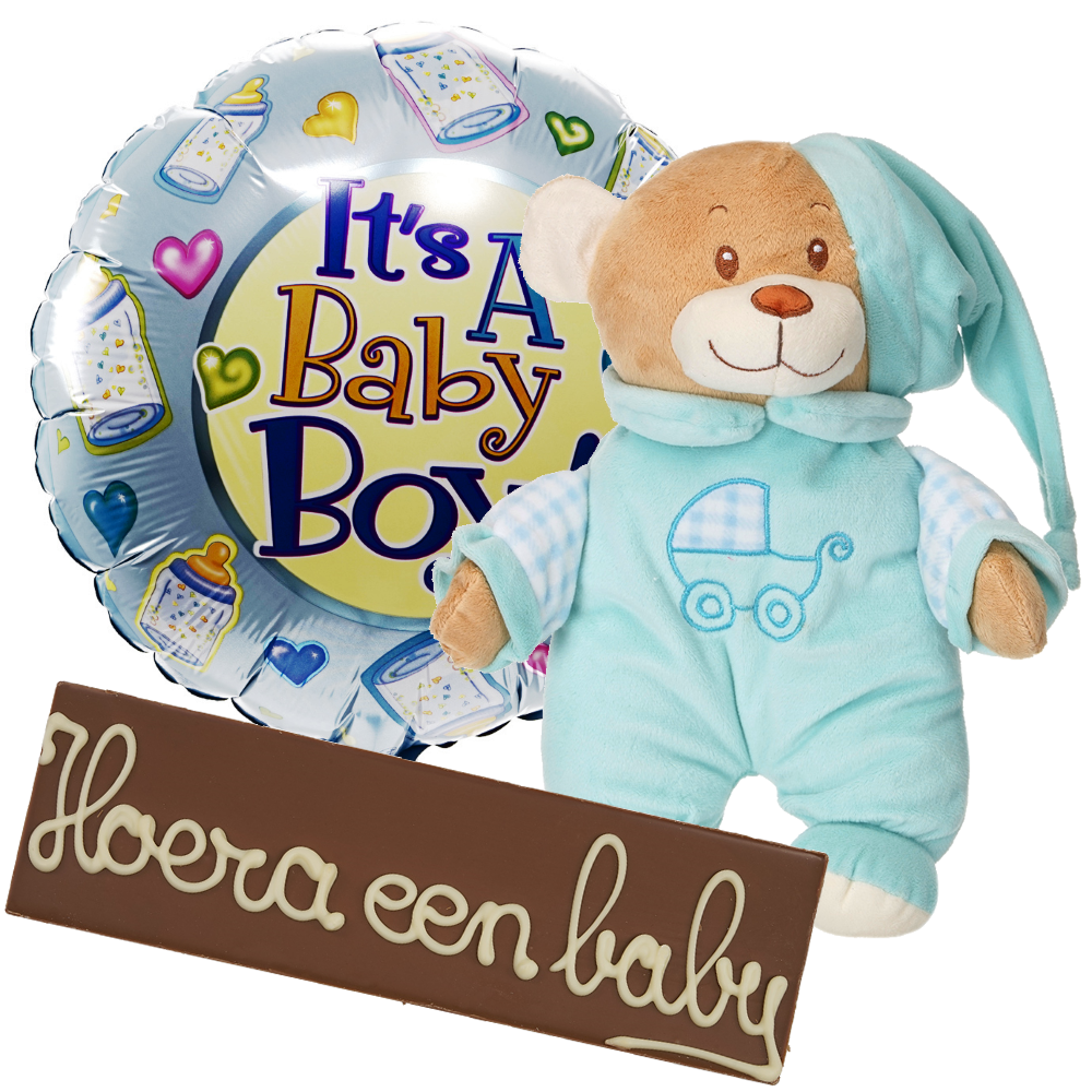 Geboorte cadeau jongen bestellen