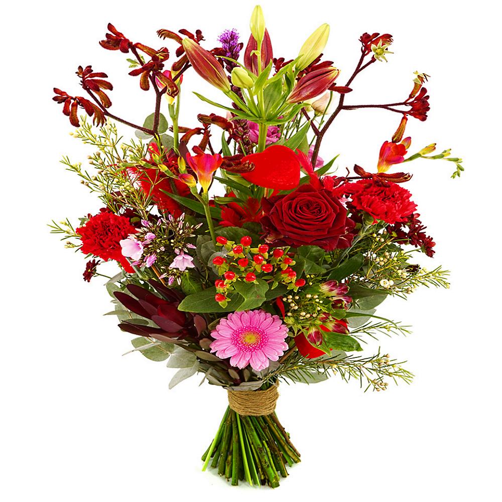 Bloemen de Valentijnsverrassing