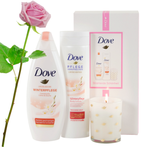 Moederdag Dove set