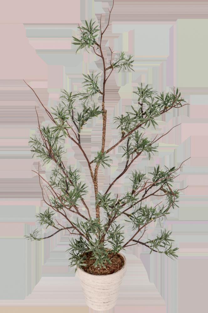 Kunstkerstboom inclusief sierpot