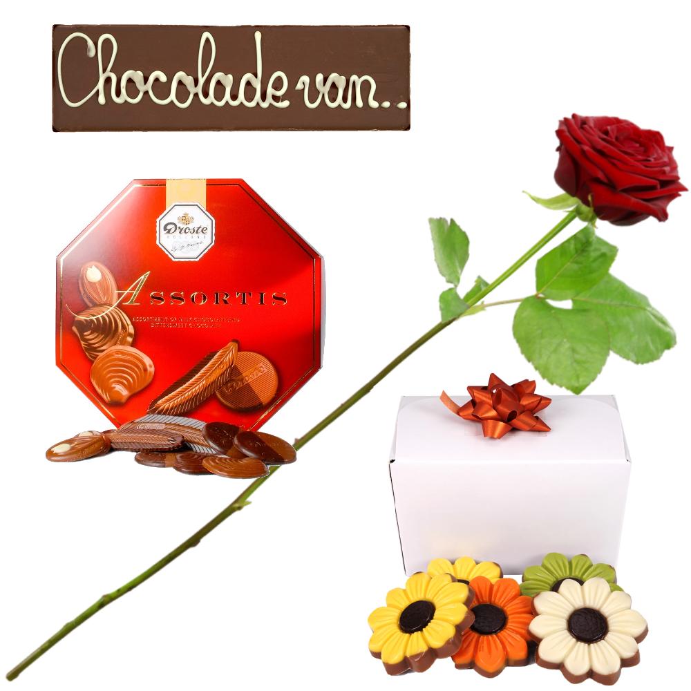Chocolade pakket bestellen