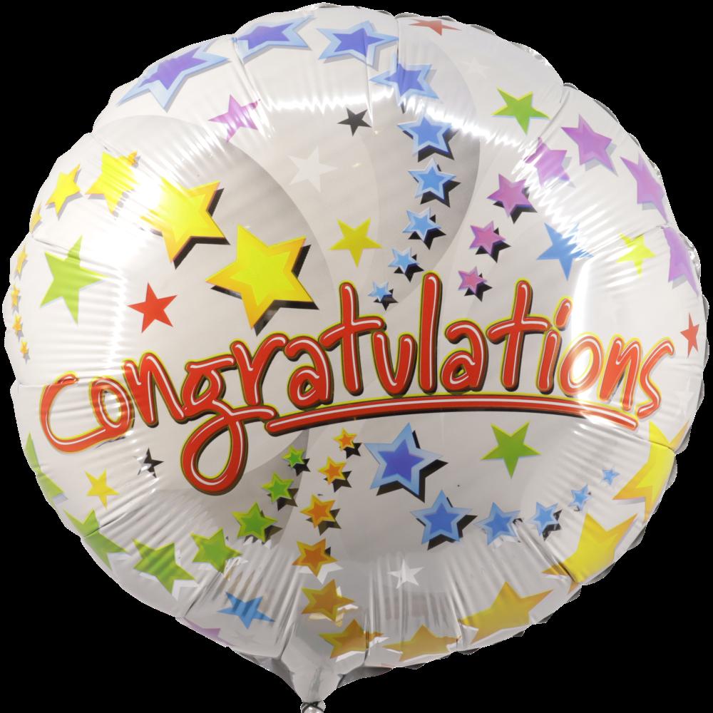 Felicitatie ballon versturen