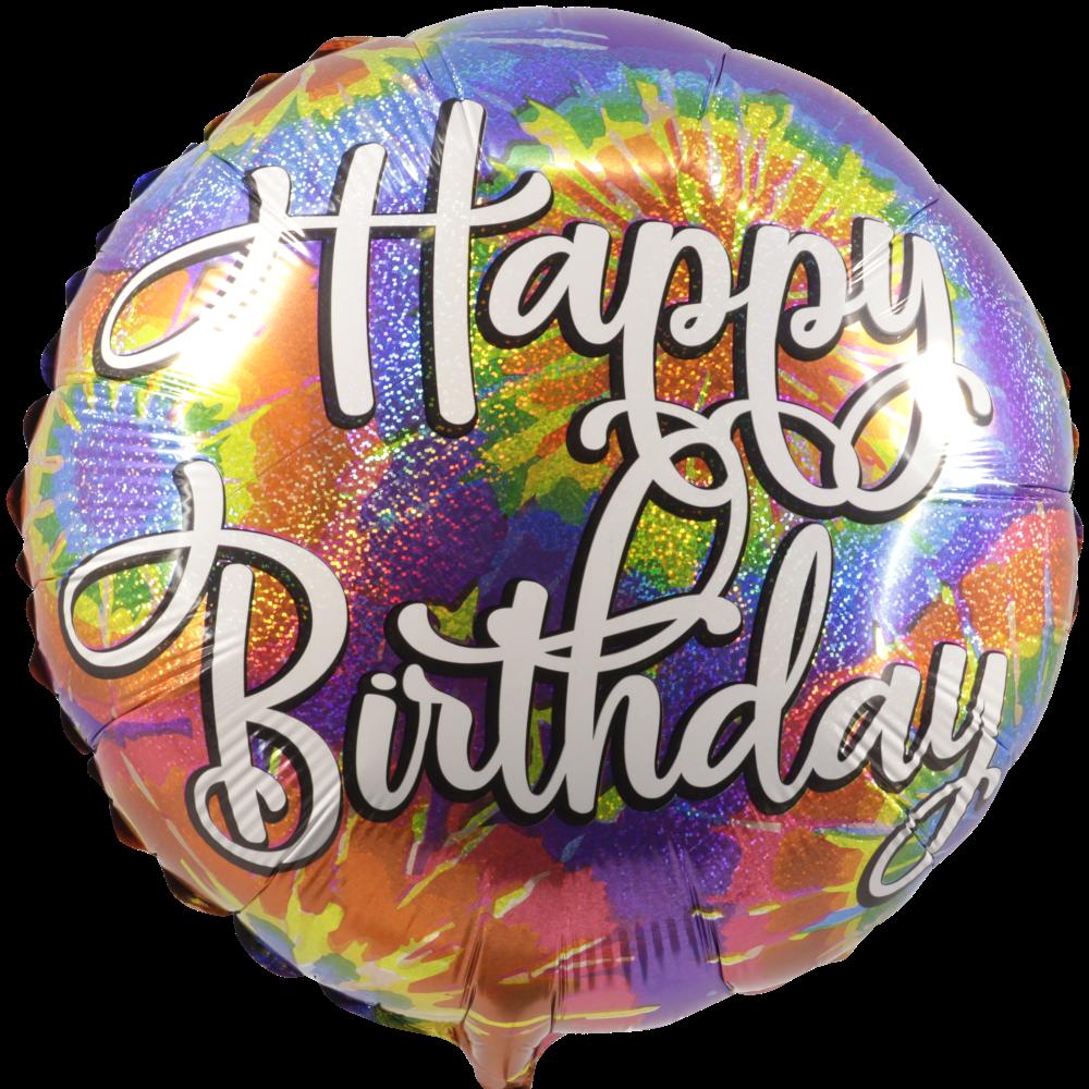 Happy birthday party ballon