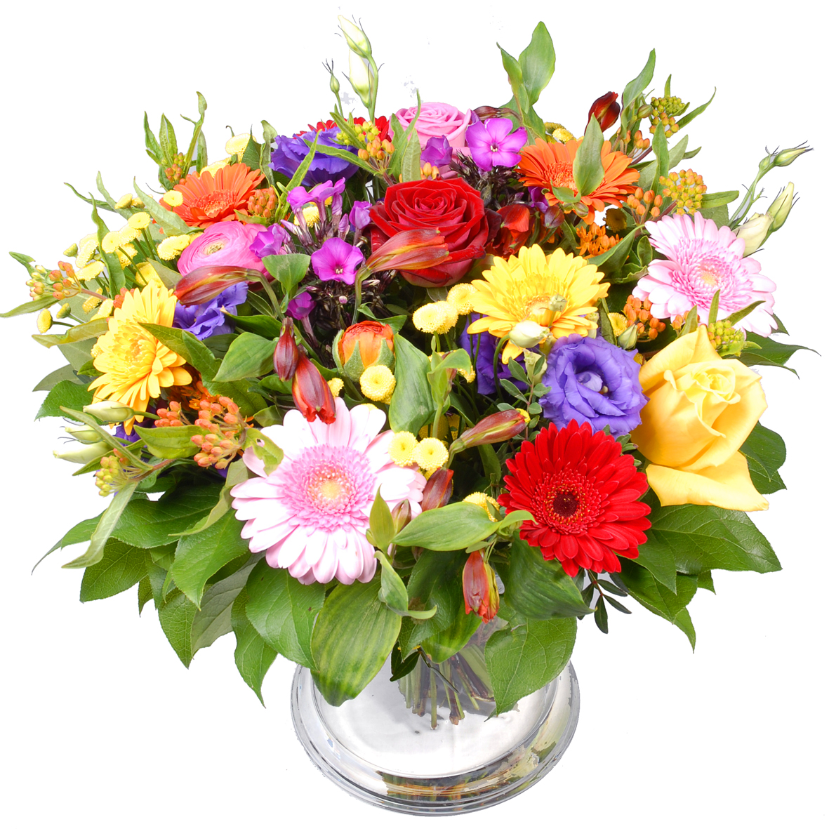 Vrolijke Pappa bloemen
